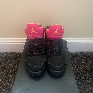 Air Jordan's 5s